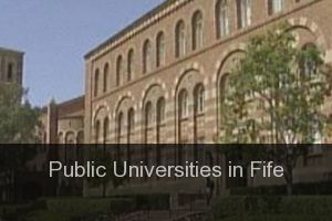 Public Universities in Fife