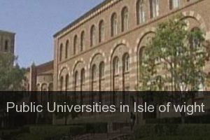 Public Universities in Isle of wight