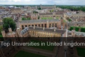 Top Universities in United kingdom