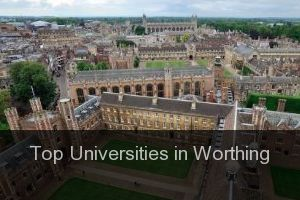 Top Universities in Worthing