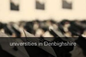 Universities in Denbighshire