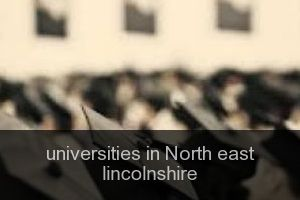 Universities in North east lincolnshire