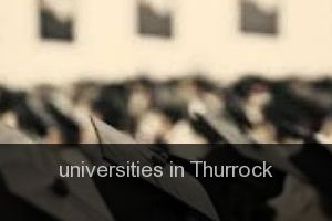 Universities in Thurrock