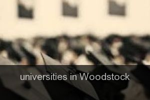 Universities in Woodstock